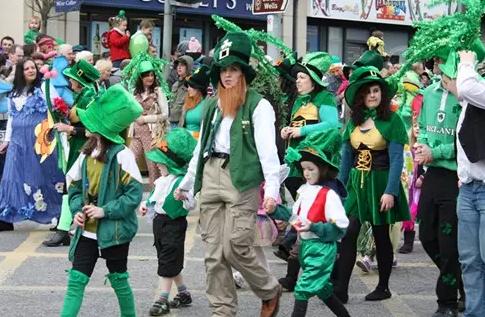 『绿色狂欢夜』ECA || Happy St. Patrick's Day!